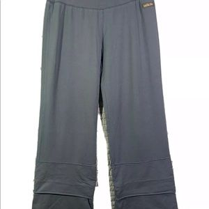 Matilda Jane Character Counts Finns Gray Pants M